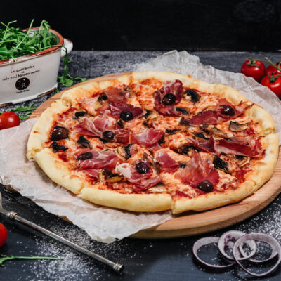 "Пицца ""Capricciosa"""