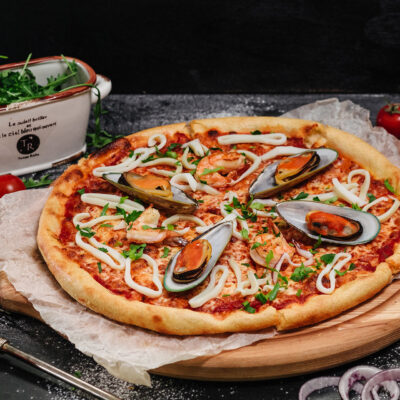 """Пицца """"Frutti Di Mare"""""""